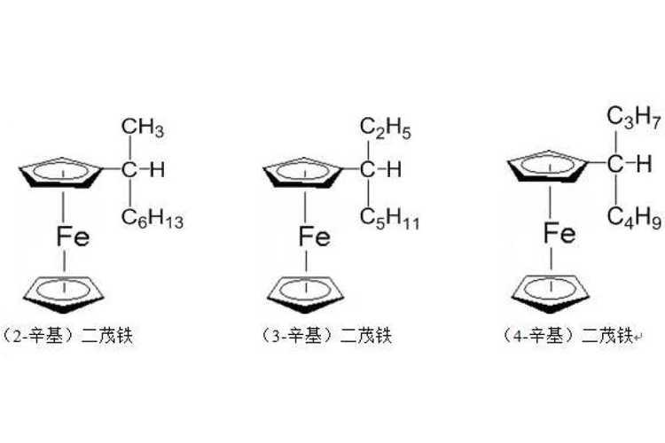 辛基二茂铁同分异构体标准物质的制备-www.biaowu.com北纳生物
