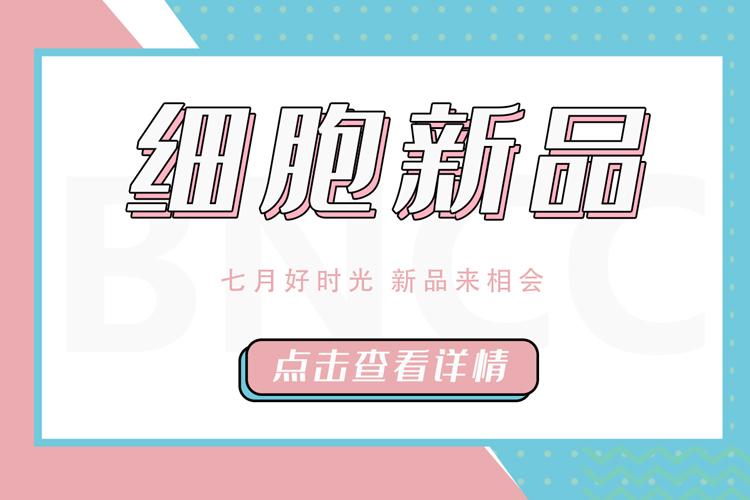 【细胞】七月好时光,新品来相会-www.biaowu.com北纳生物